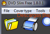Portable DVD Slim Free 2.8.0.2 captura de pantalla