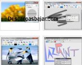 LazPaint 6.4.5 captura de pantalla