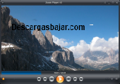 Zoom player gratis 12.7 captura de pantalla