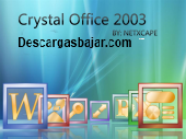 Crystal office 2017 captura de pantalla