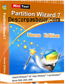 Partition Wizard Home Edition 10.1.2 captura de pantalla