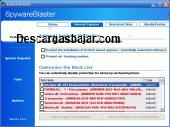 SpywareBlaster 2018 captura de pantalla