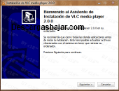 VLC Media Player 2.0.0 3.0.9 captura de pantalla