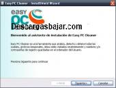 Easy pc cleaner 1.28 captura de pantalla