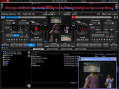 Virtual DJ Demo gratis 2015 captura de pantalla