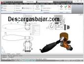 AutoCAD 2012 3D captura de pantalla