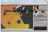 LodePaint dibujos por ordenador 2014 captura de pantalla