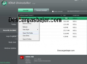 IObit Uninstaller 6.2.0.933 captura de pantalla