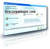 RegRun Reanimator 9.90 Español captura de pantalla