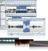 Wavepad editor de audio 2017 Español captura de pantalla
