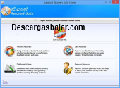Lazesoft Recovery Suite Home Edition 3.3 captura de pantalla