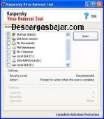 Kaspersky AVP Tool 2015 captura de pantalla