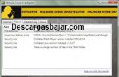 Malware Scene Investigator 1.07 captura de pantalla