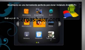 BlueStacks Mac 2.7 Español captura de pantalla