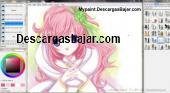 Mypaint 1.2 captura de pantalla