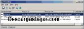 ProduKey v.1.65 captura de pantalla