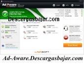 Ad-Aware 11.7.485.8398 captura de pantalla