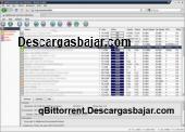 qBittorrent windows 3.1.9 captura de pantalla