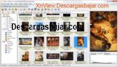 XnView 2.45 captura de pantalla