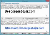 Qtranslate v.5.1.0 captura de pantalla