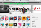 Apple iTunes 11.1.0 captura de pantalla
