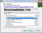 GreenShot 1.1.6 captura de pantalla