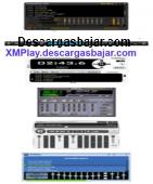 XMPlay 3.8 captura de pantalla