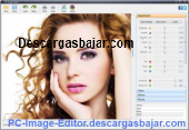 PC Image Editor 5.5 captura de pantalla