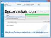 Registry Defrag portable 7.5.0.0 captura de pantalla