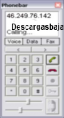 PC-Telephone 7.2 captura de pantalla