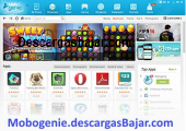 Mobogenie 2.2.5 captura de pantalla