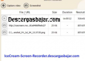 IceCream Screen Recorder 5.70 captura de pantalla