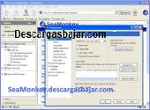 SeaMonkey 2.30 captura de pantalla