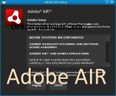 Adobe AIR 16.0.0.245 captura de pantalla