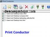 Print Conductor 4.6 captura de pantalla