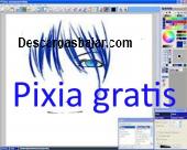 Pixia gratis 6 captura de pantalla