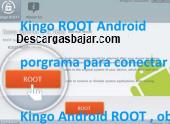 Kingo ROOT Android 2.7 captura de pantalla
