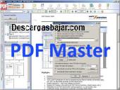 PDF Master 1.5.0.0 captura de pantalla