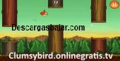 Clumsy Bird game 2019 captura de pantalla