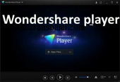 Wondershare player 465 captura de pantalla