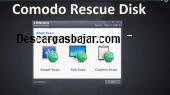 Comodo Rescue Disk gratis 26.10.19 captura de pantalla