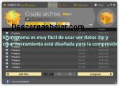 Hamster Free Zip Portable 3.11.15 captura de pantalla