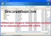 Glary Undelete free 5.0.1.19 captura de pantalla