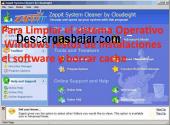 System Cleaner 2019 captura de pantalla