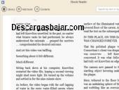 Icecream ebook reader 5.8 captura de pantalla