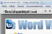 Microsoft Office Word Viewer 2010 2018 captura de pantalla