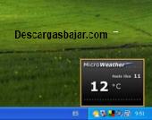 Weather Software 2.0 captura de pantalla