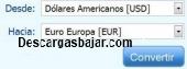 Cambio moneda online gratis 2018 captura de pantalla