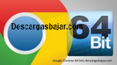 Google Chrome 64 bits 48.0.2564.110 captura de pantalla