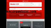 Banco Santander Windows 2016 captura de pantalla